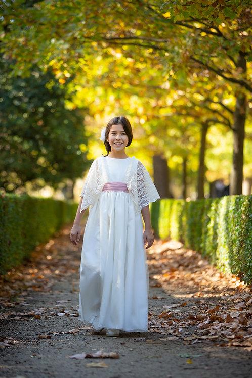 Vestido de Comunión Alba