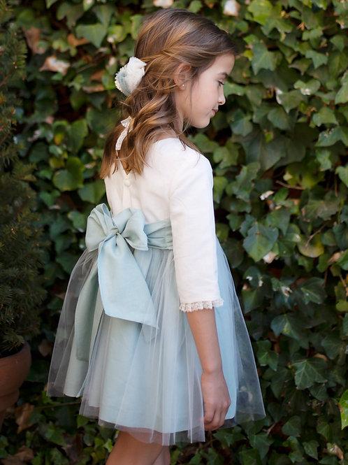 Vestido Paola lino (todos los colores)