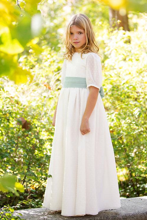 Vestido de Comunión María