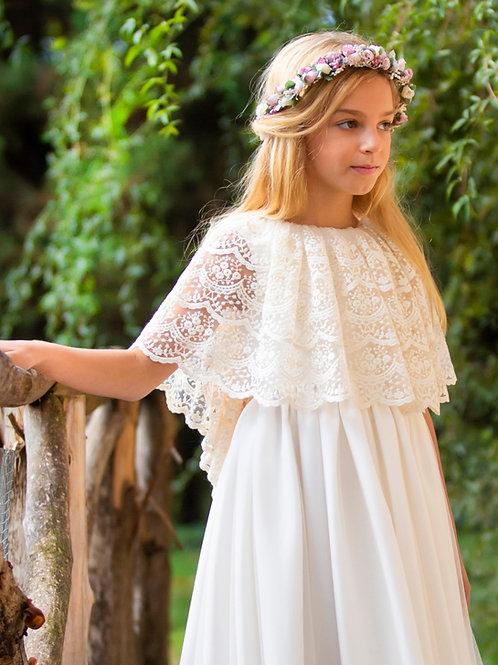 Vestido de Comunión Inés