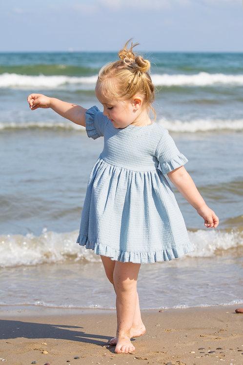 Vestido Rose Arpi azul