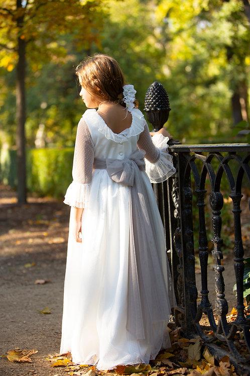 Vestido de Comunión Sandra