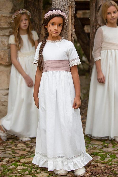 Vestido de Comunión Abril