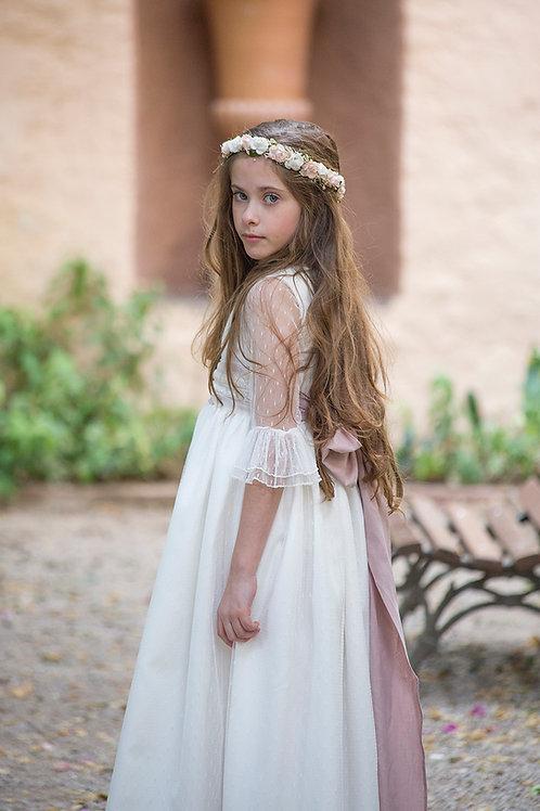 Vestido de Comunión Covadonga