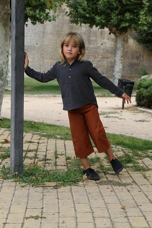 Pantalón Teja Midi