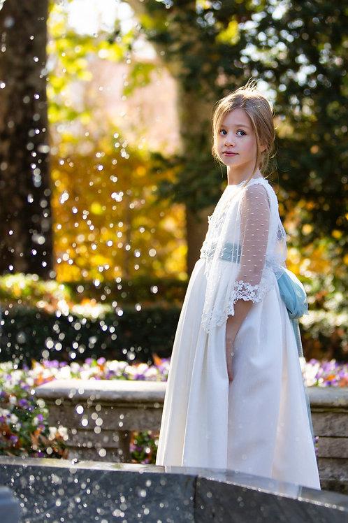 Vestido de Comunión Juliet