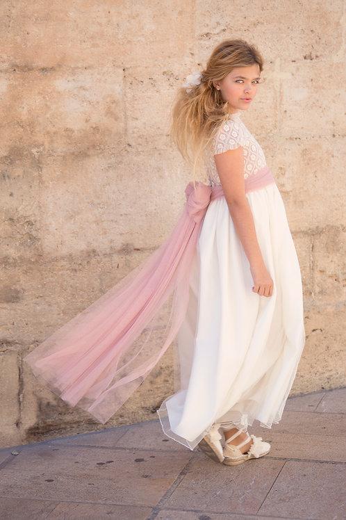 Vestido de Comunión Valentina