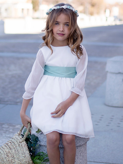 Vestido Gisela gasa