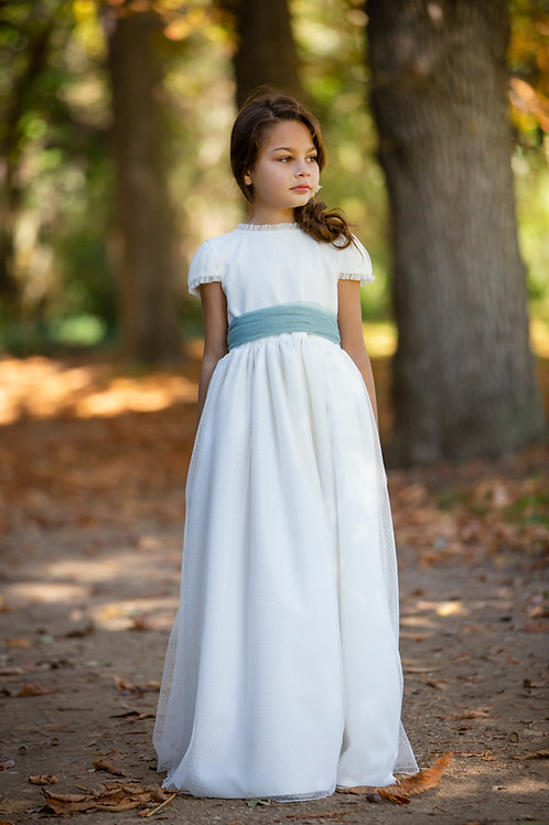Vestido de Comunión Nuria