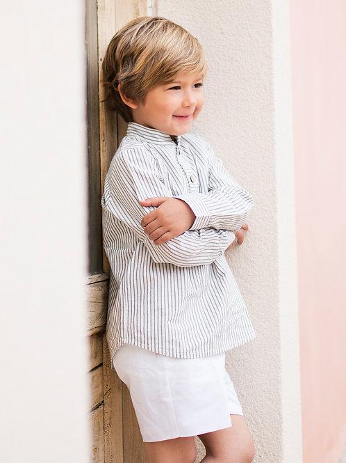 Camisa MAO raya gris