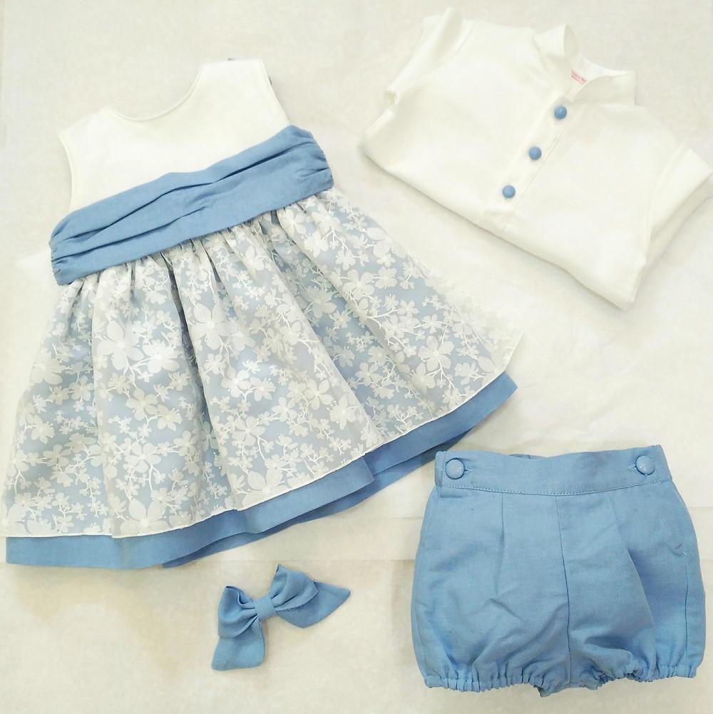 vestidos de niña, camisa de niño, eltallerdelaabuela, pantalón de niño, ropa de bebé