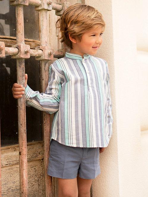Camisa MAO rayas azules
