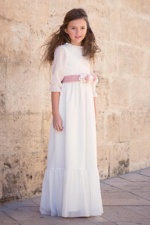 Vestido de Comunión Ana