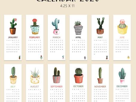 Estado de Alarma - Nuevo Calendario