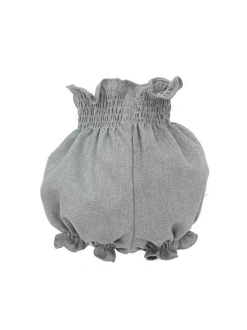 Culotte viyella gris