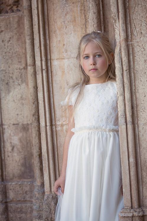 Vestido de Comunión Alexia