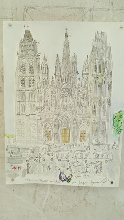 """07/02/2017 """"Rouen's Cathedral"""""""