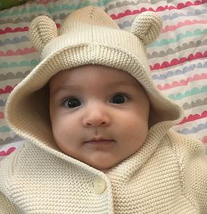 andrew fierova birth announcement photo_