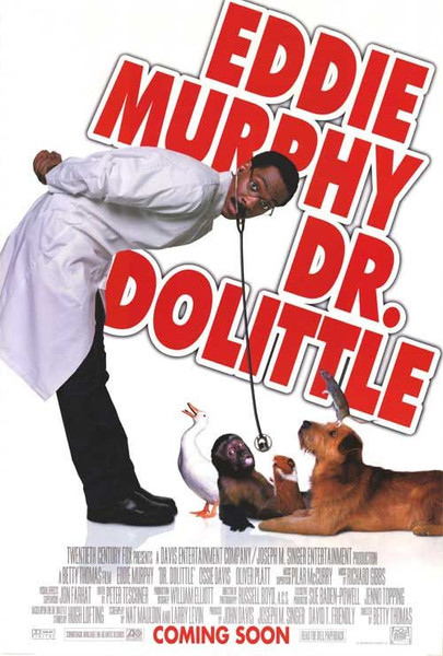 Doctor Dolittle (1998) Pro-Tools Technician