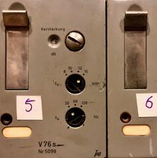 1950's Telefunken V-76s