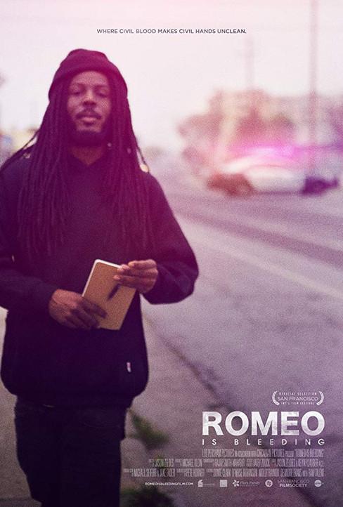 Romeo Is Bleeding (2015) Sound Effects Editor