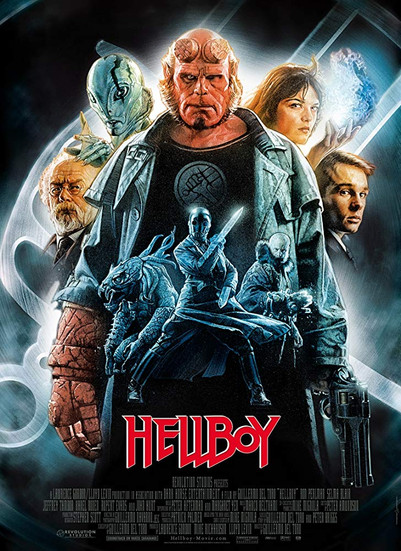 Hellboy (2004) Music Editorial