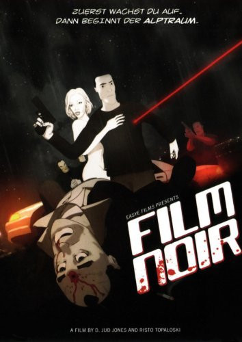 Film Noir (2007) Sound Effects Music Editor and Pre/Mix