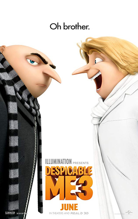 Despicable Me 3 (2017) Sound Effects Editor