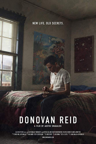 Donovan Reid (2019) Re-Recording Mixer and Sound Editor