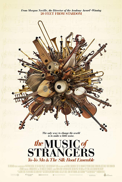 The Music of Strangers (2015) Sound Effects Editor Emmy Winner