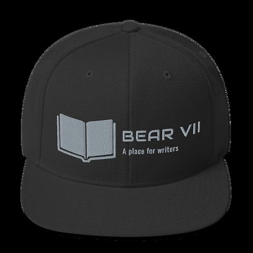 Slogan Bear VII Exclusive Snap Hat