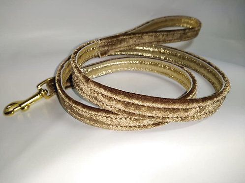 Velvet and Leather Trigger leads