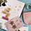 Thumbnail: Emeldo- WS Star Earrings /Chunky Gold Glitter