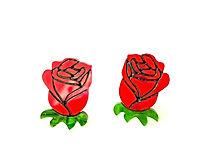coupdecolere.classic.rosebud.earrings_ed