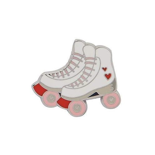 Erstwilder- Rollicking Rollerskates Enamel Pin