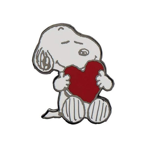 Erstwilder- Snoopy's Big Heart Enamel Pin