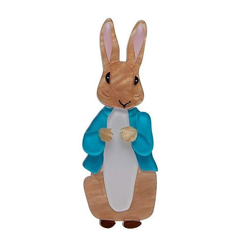 Erstwilder - Peter Rabbit Brooch