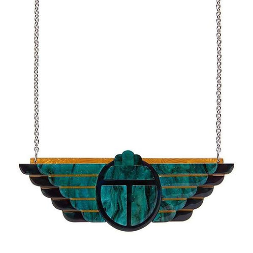 Erswilder- Ancient Egypt Revival Necklace