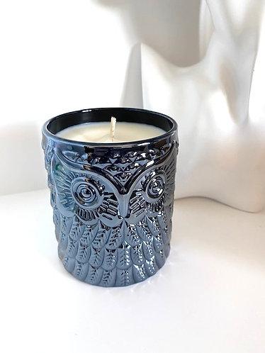 Tortoni Bijoux Soy Candle - Vanilla & Oud
