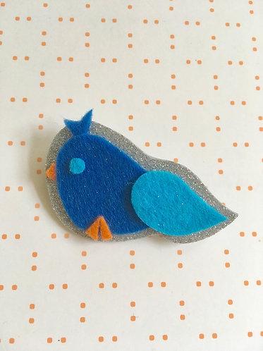 Ivy Lane Creations- Bird Brooch