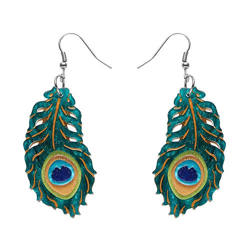 Erstwilder- The Royal Eye Earrings