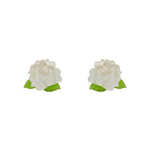Erstwilder - Juliet's Blooms Rose Earrings