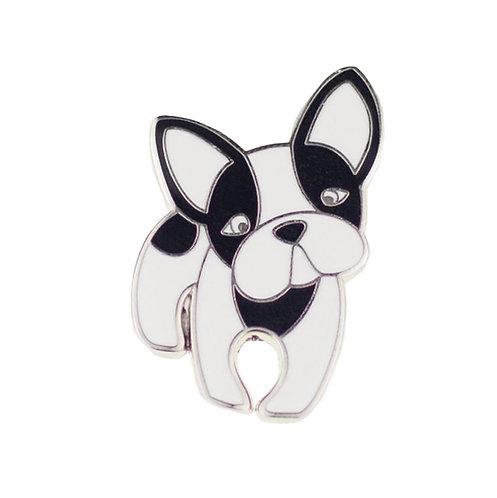 Erstwilder- Fabian The French Bulldog Enamel Pin