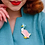 Thumbnail: Erstwilder - Jemima Puddle-Duck Brooch 2019