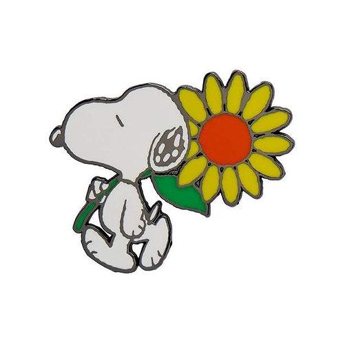 Erstwilder- Snoopy's Sunflower Enamel Pin