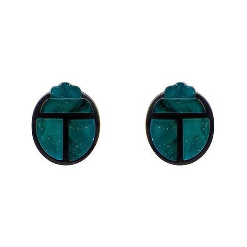 Erstwilder- Ancient Egypt Revival Earrings