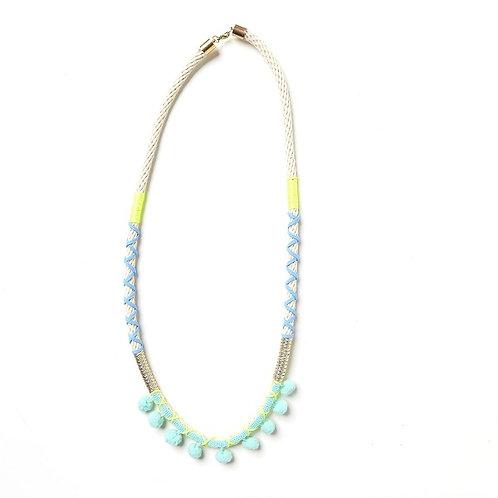 Emeldo- Minty Necklace