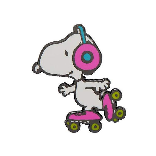 Erstwilder- Snoopy On Skates Brooch