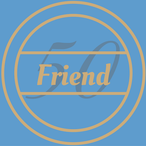 Friend - Sponsorship Level