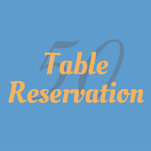 Table reservation san fernando valley interfaith council for Table 52 reservations